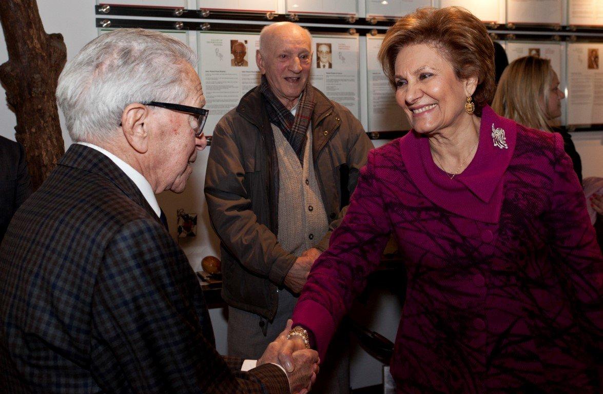Maria Cavaco Silva Visits the Gallery - 13