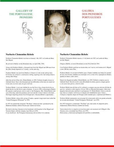 Norberto Clementino Rebelo