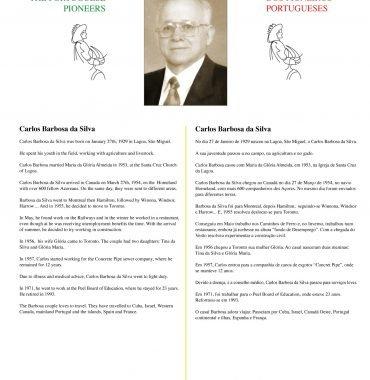 Carlos Barbosa da Silva