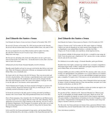 José Eduardo dos Santos e Sousa