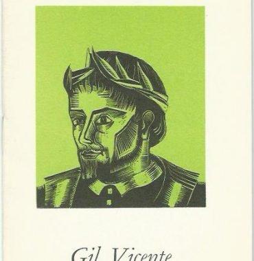 Grandes Portugueses: Gil Vicente by Virginia de Castro e Almeida