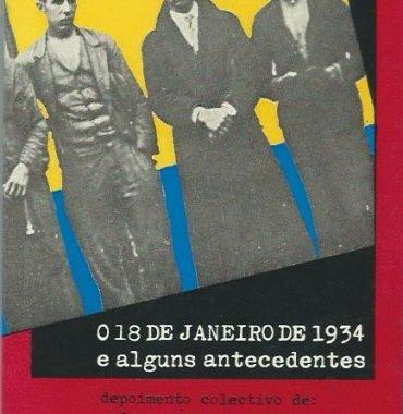 O 18 de Janeiro de 1934 e alguns antecedentes by Acacio Tomaz de Aquino et al.