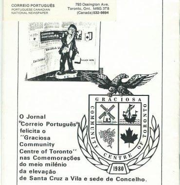 Jornal 'Correio Portugues'