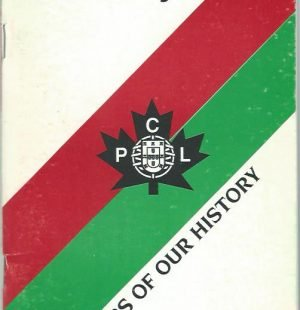 Portuguese Club of London, ON: 25 Years of Our History