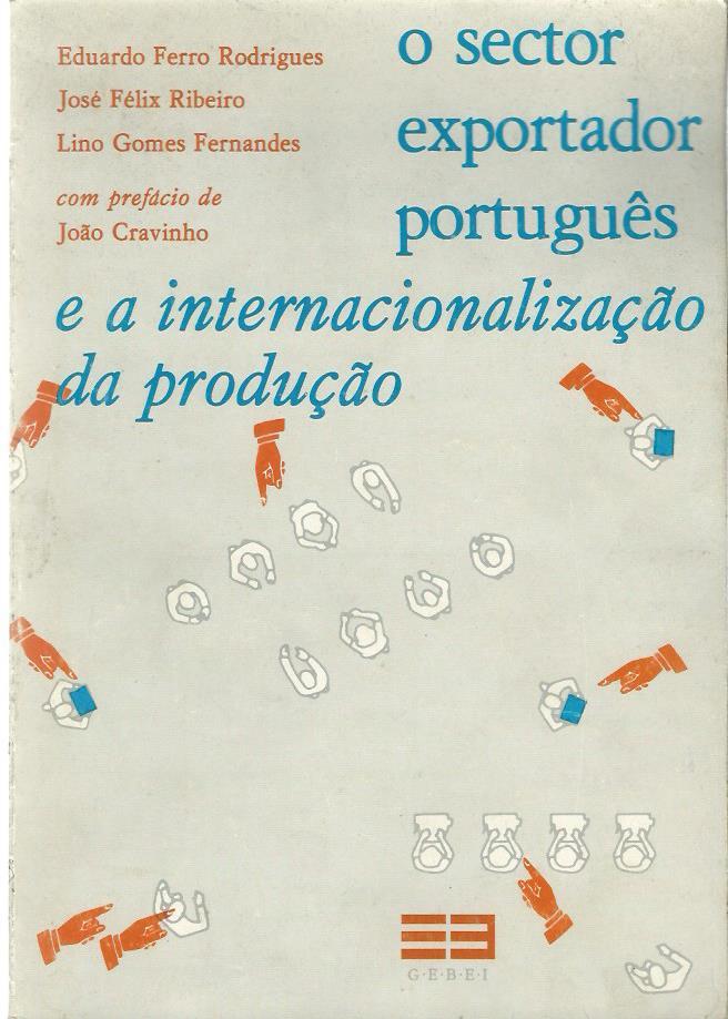 O Sector Exportador Português e a Internacionalização da Produção