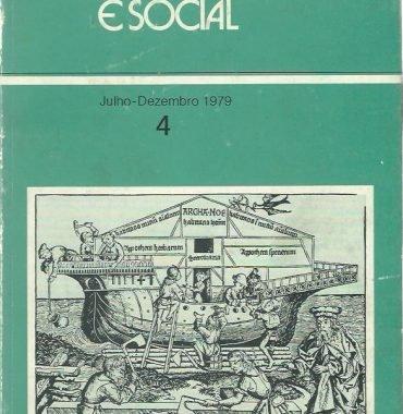 Revista de História Económica e Social: IV