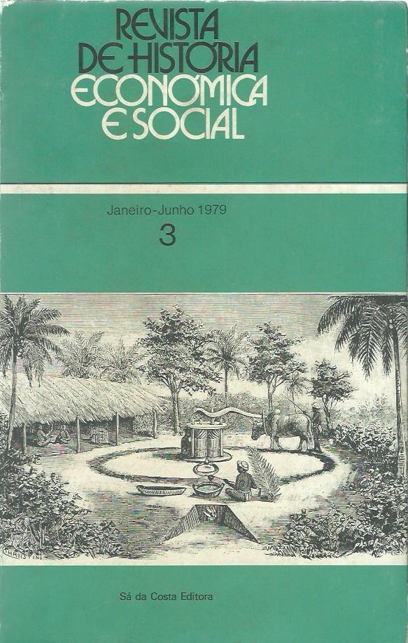 Revista de História Económica e Social: III