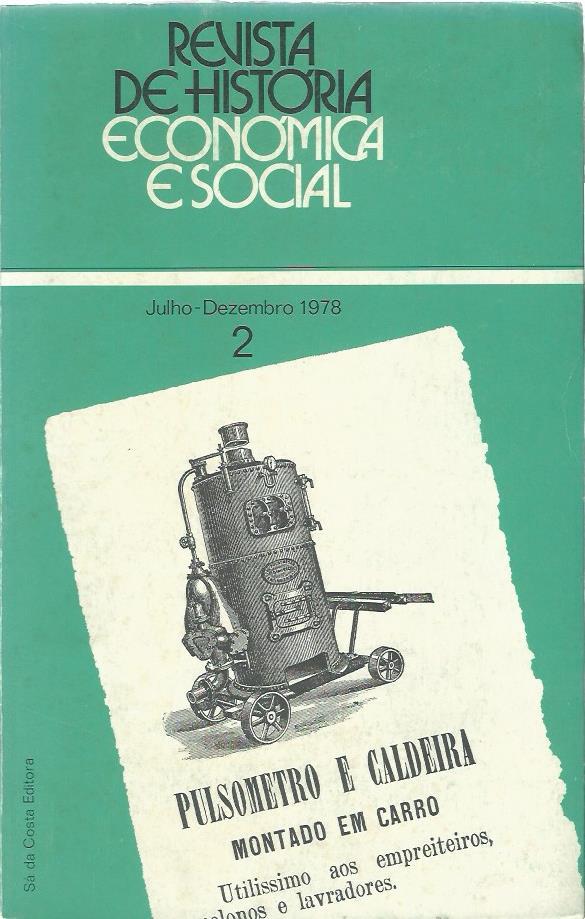 Revista de História Económica e Social: II