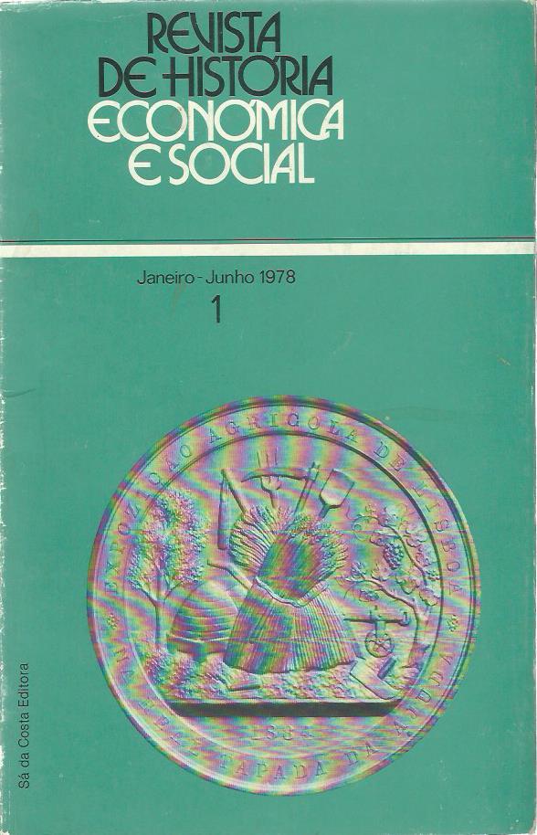 Revista de História Económica e Social: I