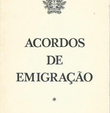Acordos de Emigração