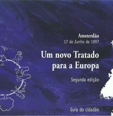 Um novo Tratado para a Europa: Guia do Cidadão