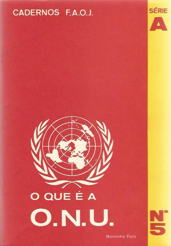 O Que é a O.N.U.