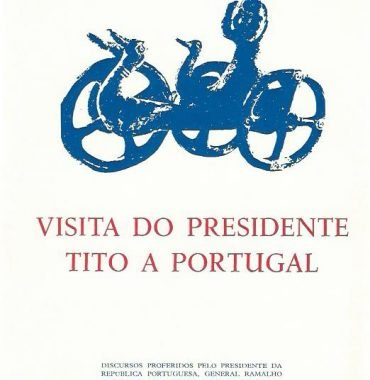 Visita do Presidente Tito a Portugal