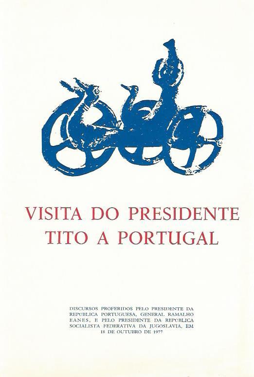 Visita do Presidente Tito a Portugal