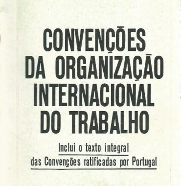 Convenções da Organização Internacional do Trabalho