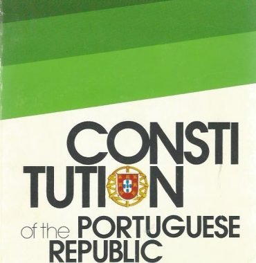Constitution of the Portuguese Republic