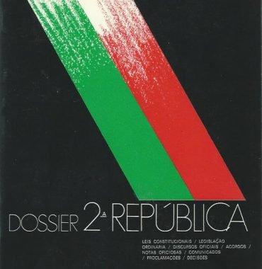 Dossier 2a República: 1st Volume