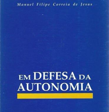 Em Defesa da Autonomia