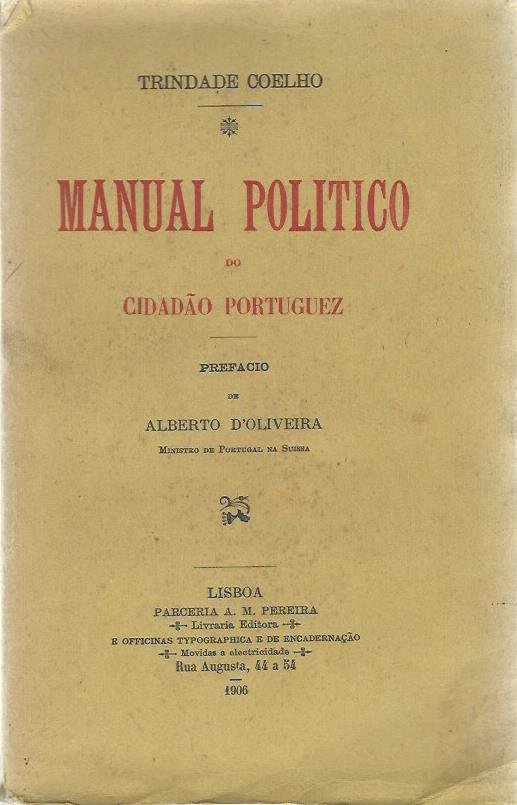 Manual Politico do Cidadão Portuguez