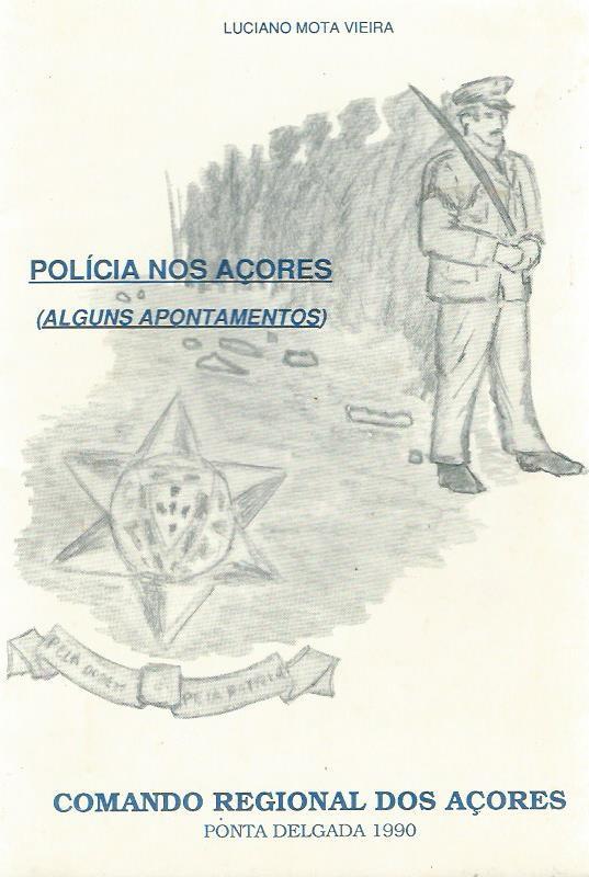 Polícia nos Açores