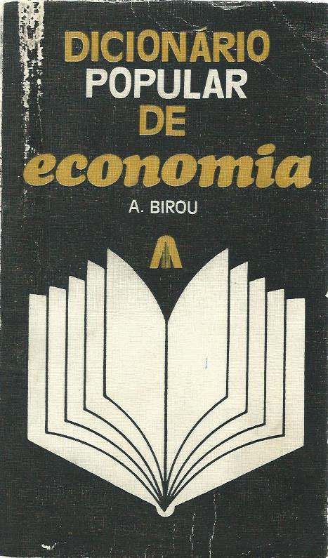 Dicionário Popular de Economia