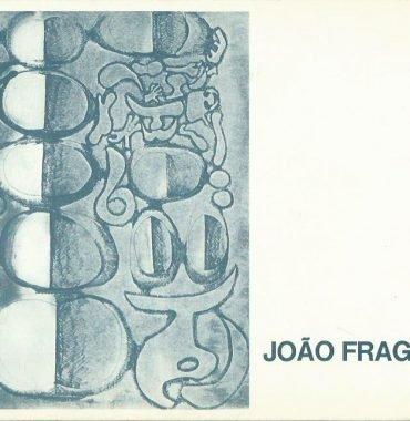 João Fragoso: «Fase Mar» e 16 Desenhos de Pescadores