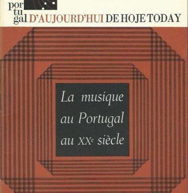 La musique au Portugal au XXe siècle