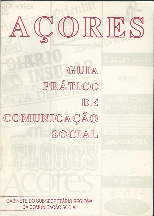Açores: Guia Prático de Comunicação Social