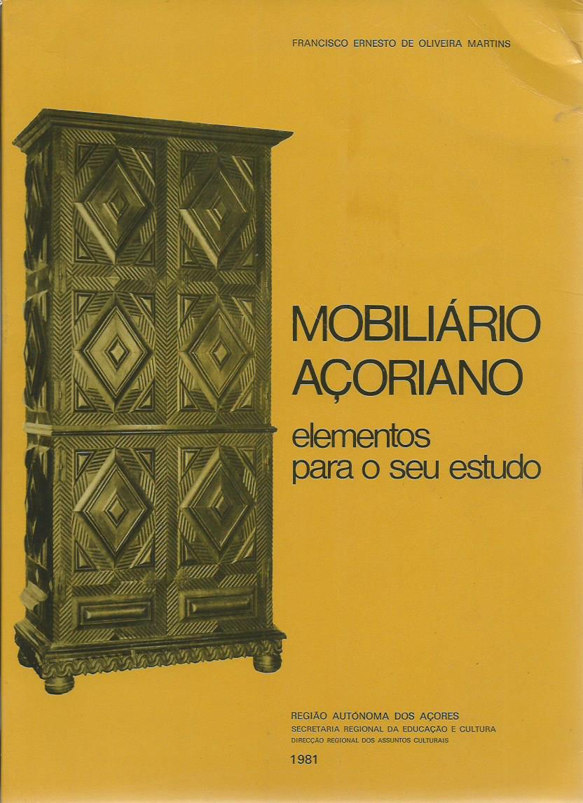 Mobiliário Açoriano: Elementos para o seu estudo
