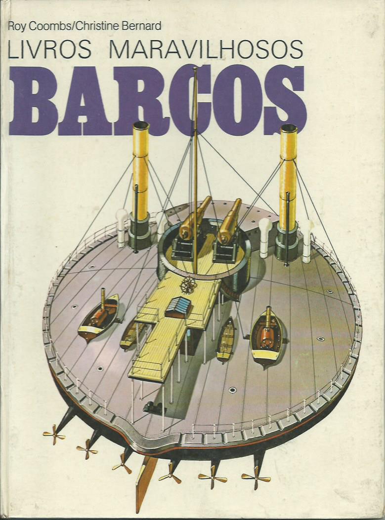 Livros Maravilhosos: Barcos