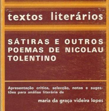 Sátiras e outros poemas de Nicolau Tolentino