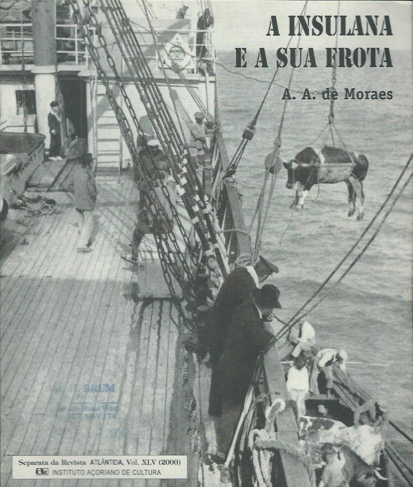 In Insulana e a Sua Frota: Vol. XLV