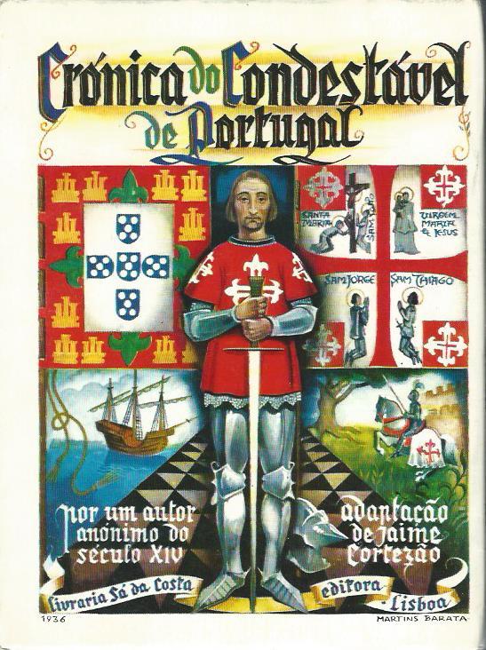 Crónica do Condestável de Portugal