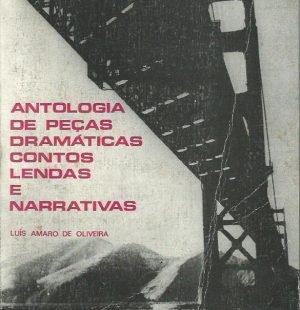 Antologia de Peças Dramáticas Contos Lendas e Narrativas