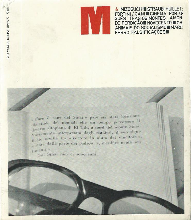 M Revista de Cinema: Junho '77