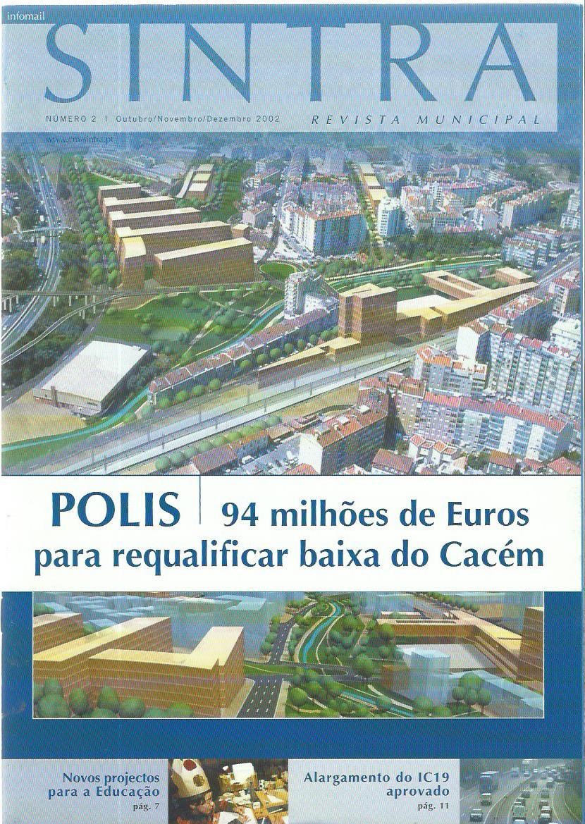 Sintra Revista Municipal (No. 2)