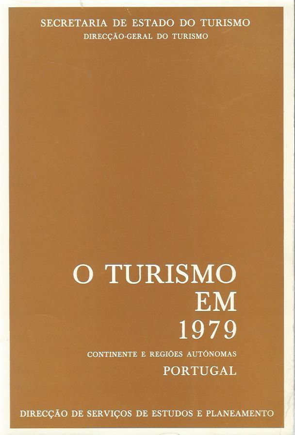 O Turismo em 1979: Portugal