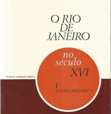 O Rio de Janeiro no século XVI: Volume I