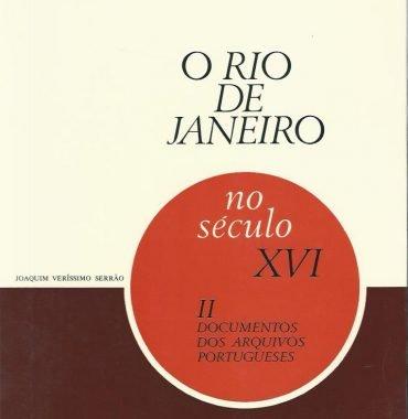 O Rio de Janeiro no século XVI: Volume II