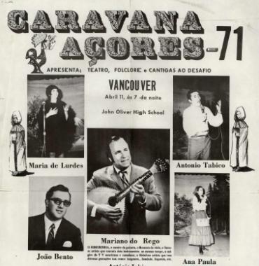 Caravana Acores 1971/04/11