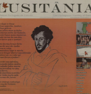 LUSITANIA: Nov 2004 Issue 5