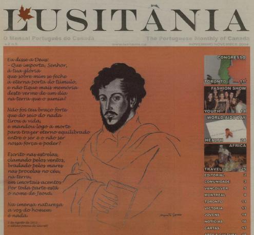 LUSITANIA: Nov 2004 Issue 5