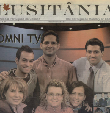 LUSITANIA: May 2005 Issue 11