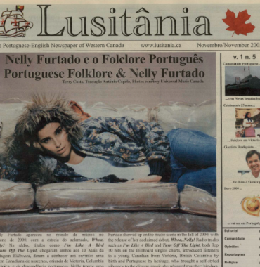 LUSITANIA: Nov 2003 Issue 5