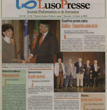 LUSOPRESSE: Jun 2003 Issue 84