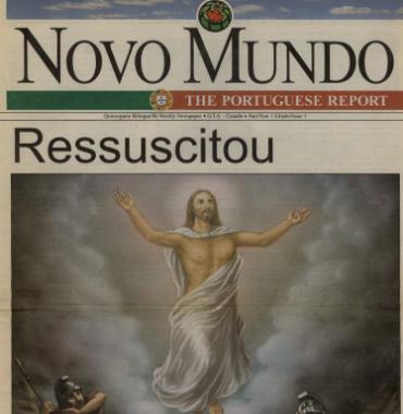 NOVO MUNDO: 2006/04/13 Issue 1