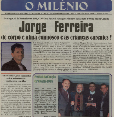 O MILENIO: 1998/11/27 Issue 2