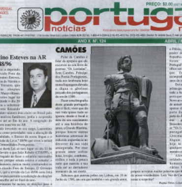 PORTUGAL NEWS: 2002/Apr-May Issue:124