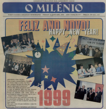 O MILENIO: 1999/01/01 Issue 7