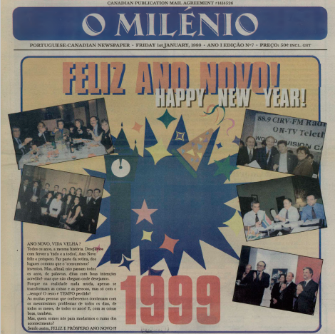 O MILENIO: 1999/01/01 Issue 7